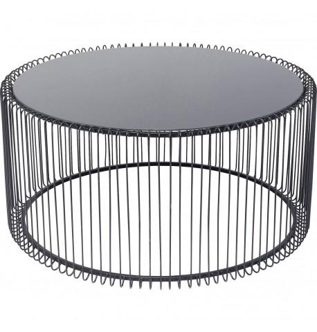 Stolik Metal+Szkło