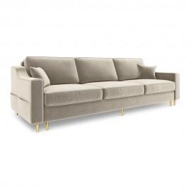 Sofa 3os. 225 cm + F.Spania
