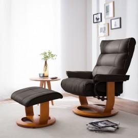 Fotel + Podnóżek