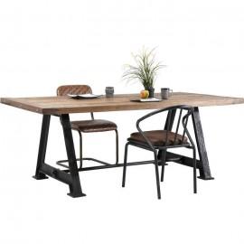 Stół Industrialny 210x100 Recykling