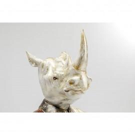 Dekoracja Nosorożec