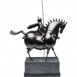 Dekoracja Rycerz na koniu