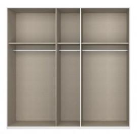 Szafa 225 cm 5 Drzwi