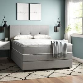 Łóżko Kontynentalne 160x200 + Skrzynia