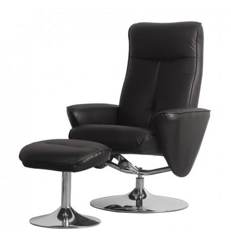 Fotel + Pufa