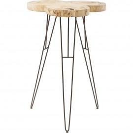 Stół Barowy z Pni