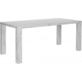 Stół 180x90 cm Marmur