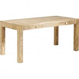 Stół 200x100 Drewno Mango