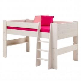 Łóżko Dziecięce 90x200 Sosna