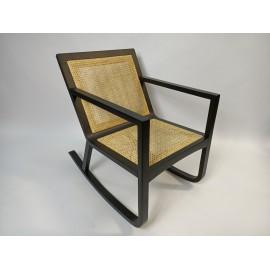 Fotel Bujany Rattan