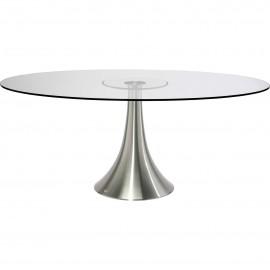 Stół Szklany 180x120 WYPRZEDAŻ