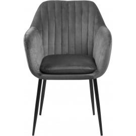 Krzesło tapicerowane 57x59
