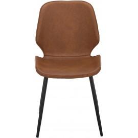 Krzesło tapicerowane, 2 szt. 44x58