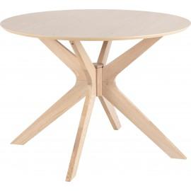 Okrągły stół  do jadalni Ø105 WYPRZEDAŻ