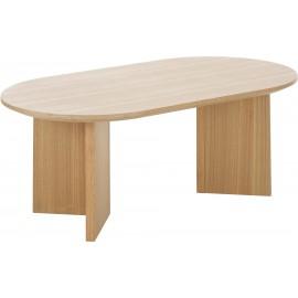 Stolik kawowy z drewna 100x35