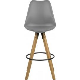 Krzesło barowe, 2 szt. 49x112
