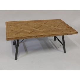 Stolik Drewno Jodła 120x50