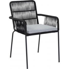 Krzesło ogrodowe, kpl.2 szt