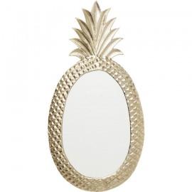 Lustro ścienne Ananas