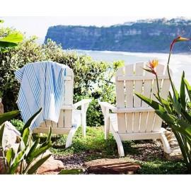 Fotel ogrodowy 93x91