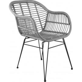 Krzesło Polirattan 2 szt