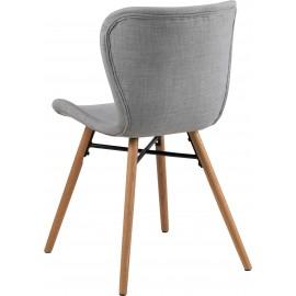 Krzesło tapicerowane, 2 szt.