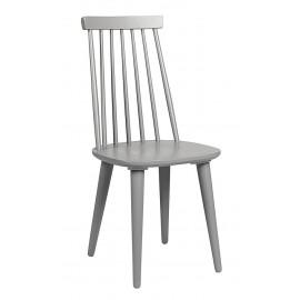 Krzesło Drewno Zestaw 2 szt